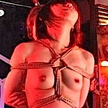 Total domination3. Terrified captive is bound